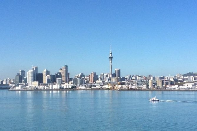Full-Day Best of Auckland City Tour (private vehicle and guide)