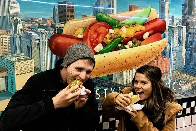 Chicago Favorites Food and Walking Tour