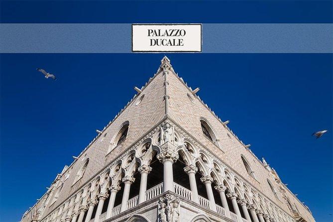 Venice: Doge's Palace Ticket and Gondola ride