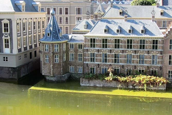 Half Day Sightseeing Tour in The Hague and visit to Mauritshuis from Amsterdam