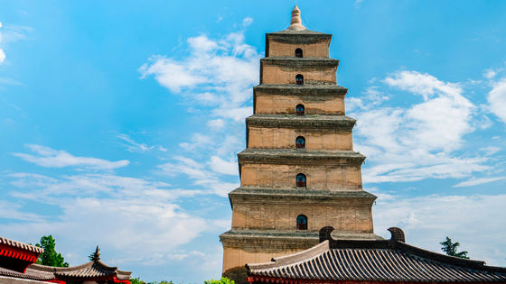 One Day Private Xi'an Tour to Terracotta Warriors, Big Wild Goose Pagoda and City Wall