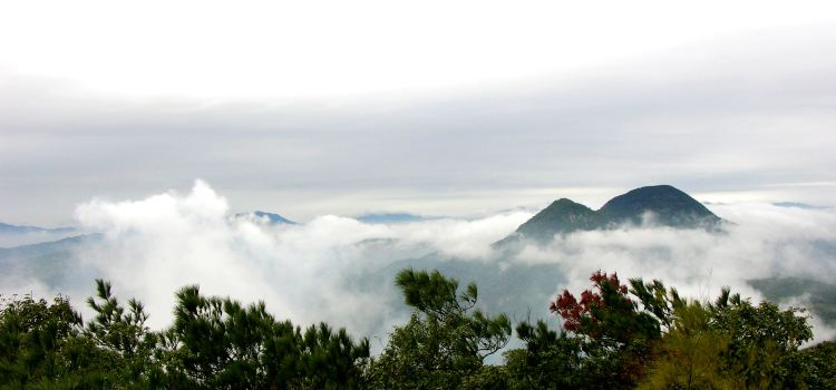 Qingyuan Mountain