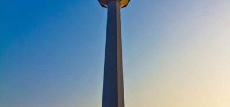 서쪽의 빛' 산시 TV송신탑3