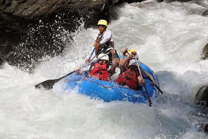 White Water Rafting Naranjo River  Class III From Manuel Antonio