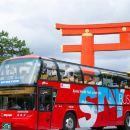 【京都經典景點】SKY BUS Kyoto・露天雙層巴士乘車券