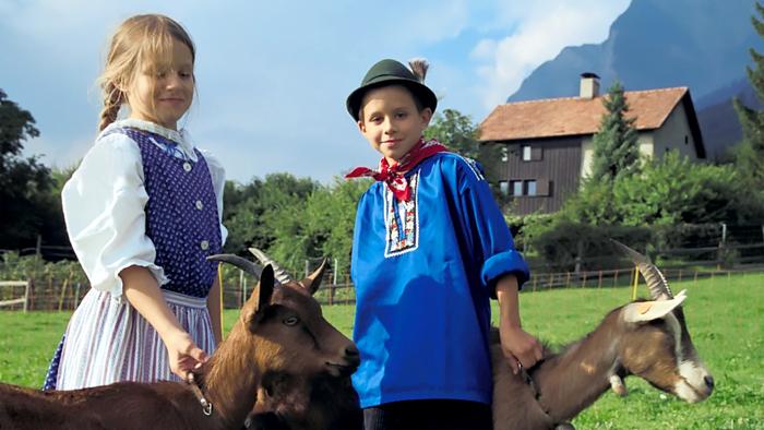 瑞士蘇黎世出發海蒂村+列支敦士登兩國一日遊(專業當地導遊+含海蒂村門票)