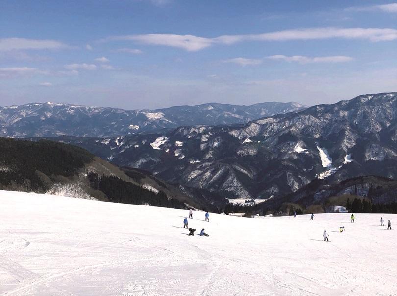 Ojiro Ski Resort Day Tour [Departing from OSAKA]