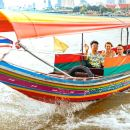 Private Bangkok's Highlights on a Long Tail Boat Tour with a Local