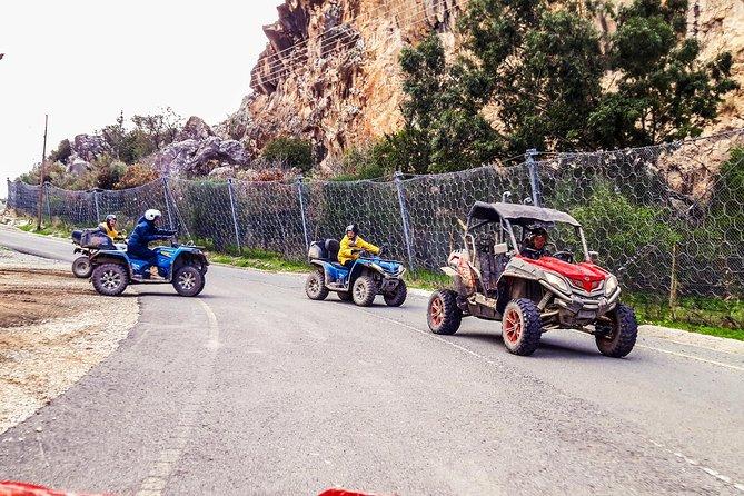 3 Hrs Village & Mountain Buggy/UTV Safari in Paphos
