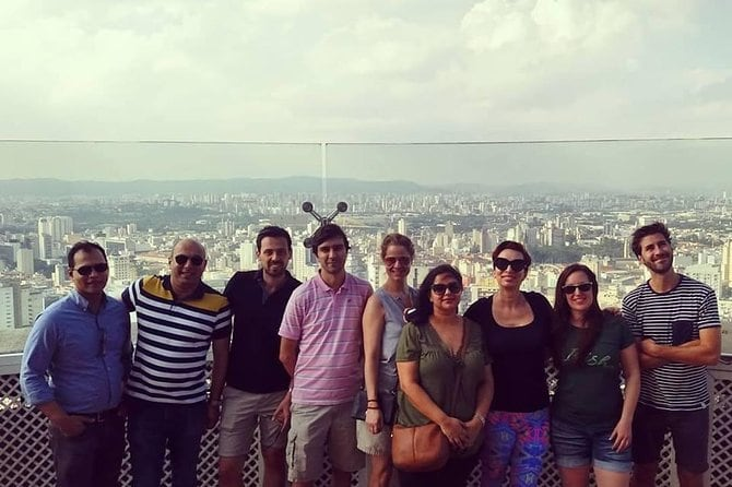 Private São Paulo Tour with Ibirapuera Park, Paulista Av and Downtown Visit
