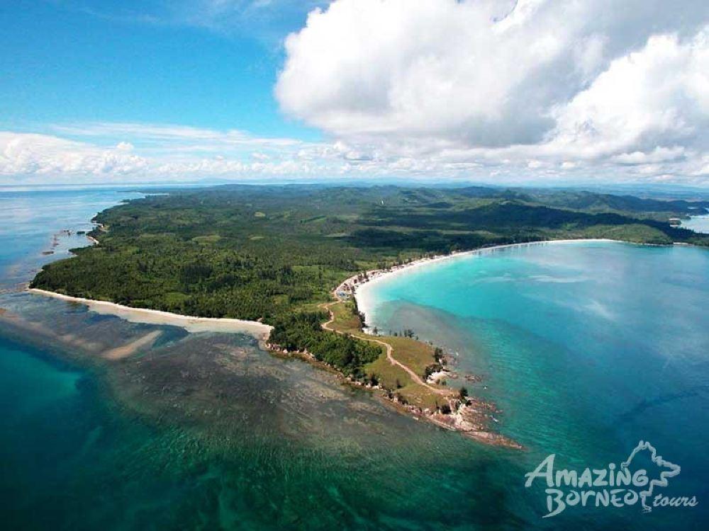 古达 - 婆罗洲最北岬角