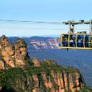 澳大利亞悉尼藍山國家公園一日游【悉尼藍山一日游,含動物園,3大纜車,小鎮】