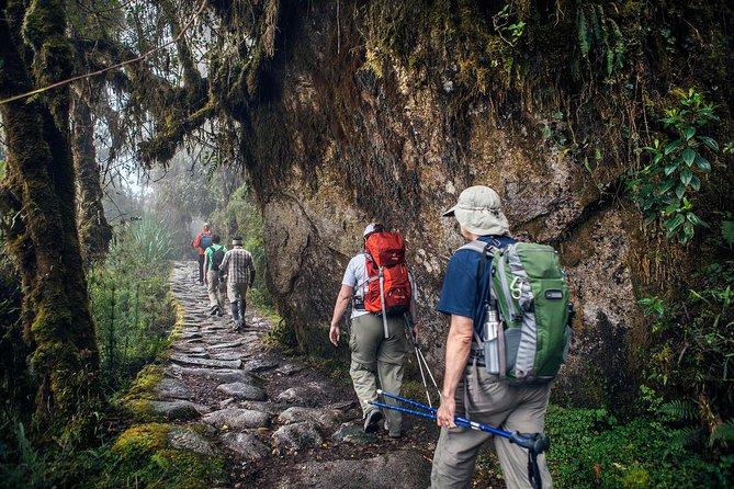 Inca Trail to Machupicchu 2d1n Group Service