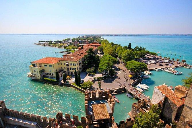 Verona and Lake Garda Day Trip from Milan with Hotel Pickup