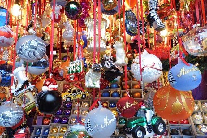 Full Day Private Nuremberg Christmas Market from Prague