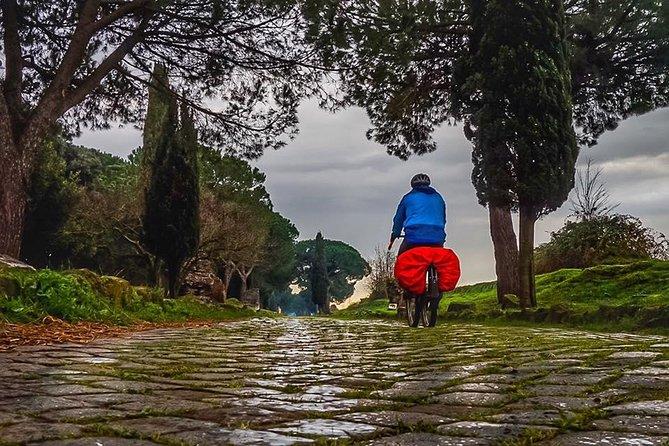 Ancient Appian Way and Roman Countryside Bike Tour