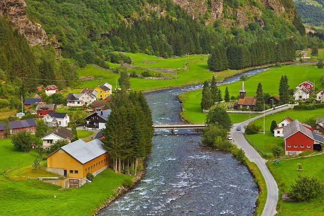 Oslo Day Trip from Bergen on the Flåm Railway