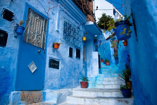 Private Full Day Tour of Chefchaouen from Tangier w/ Hotel pick up & drop off