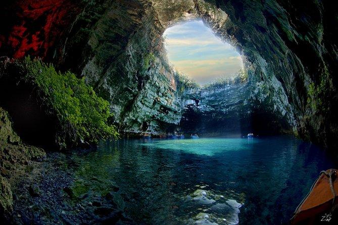 Drogarati Cave and Melissani Lake