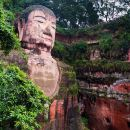 Mini Group: One-Day Leshan Giant Buddha and Tea Terrace Tour In Lost Town