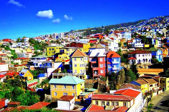 Full day excursion Viña del Mar and Valparaiso