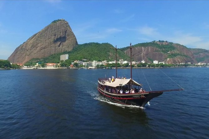 Rio de Janerio Schooner Cruise Guanabara Bay Boat Tour