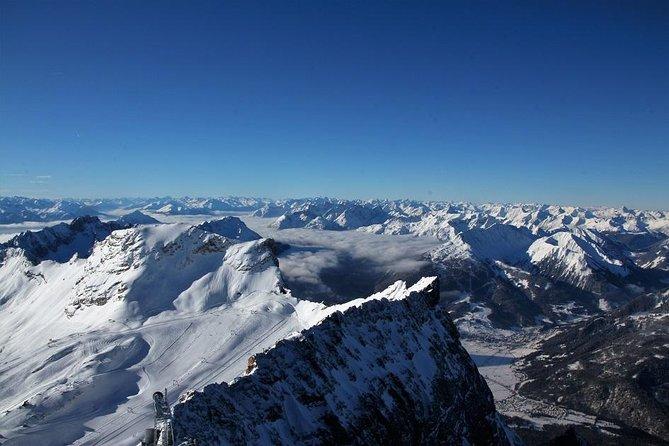 Zugspitze, Garmisch-Partenkirchen and Chocolate Tour from Füssen