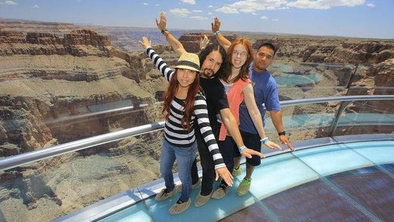 Grand Canyon West Rim Bus Tour from Las Vegas with Optional Upgrades