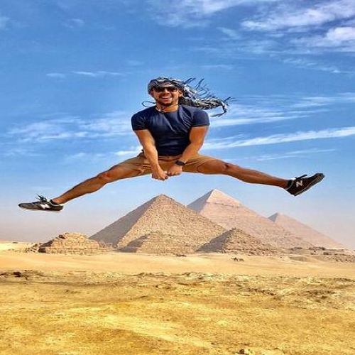 Private Day Trip with Guide to Giza Pyramids Saqqara and Memphis from Cairo