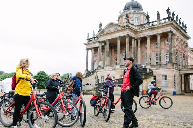 Gardens and Palaces of Potsdam Day Bike Tour