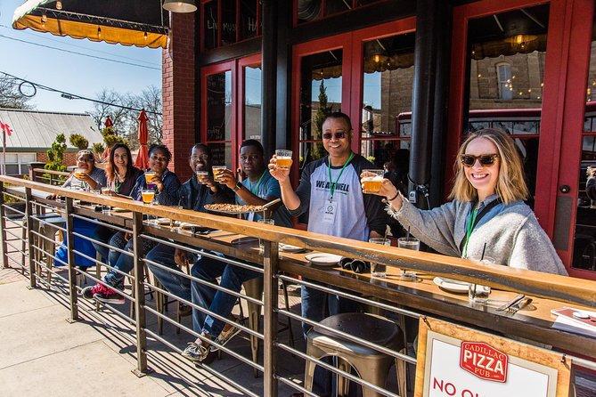 Historic Downtown McKinney Food Tour