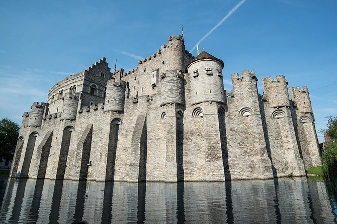 Private full day Sightseeing tour to Ghent and Bruges from Amsterdam