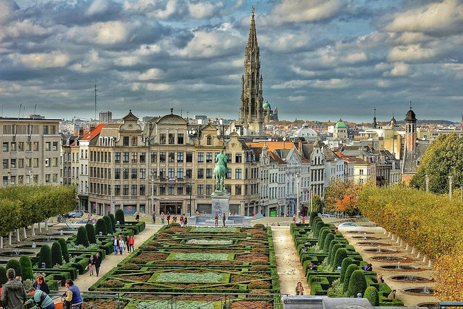 Private Full Day Sightseeing Tour to Brussels from Amsterdam