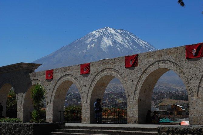 Arequipa, Historic and Colonial City and Santa Catalina Monastery