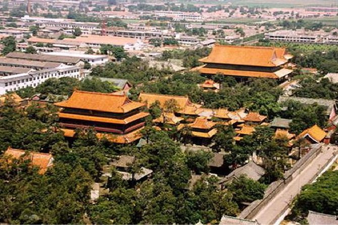 Private day tour : Confucius Temple, Family Mansion and Cemetery in Qufu