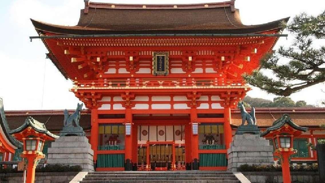 Kyoto Afternoon Tour - Fushimiinari Shrine & Kiyomizu Temple from Kyoto