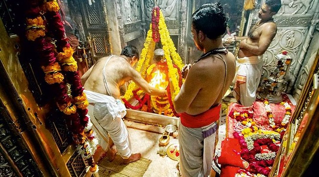 Image result for what is not allowed to carry in kashi vishwanath temple