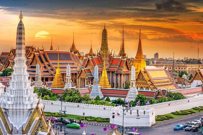 Royal Grand Palace & Emerald Buddha Temple Tour (Join Tour)
