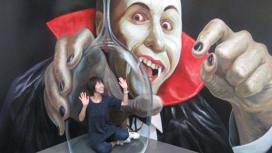 Tokyo Trick Art Museum Attraction Ticket