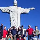 City Tour-Christ Redeemer, Sugarloaf, Selaron Staircase, Maracanã - Full Day