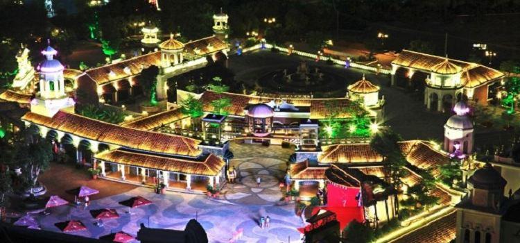 Meizhou Ketianxia Scenic Area3
