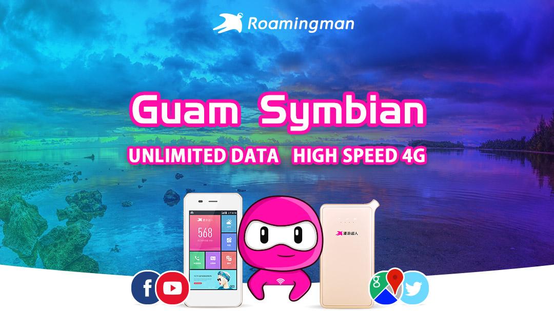 [Unlimited Data] 4G WiFi for Guam/Saipan (Kuala Lumpur Pickup)