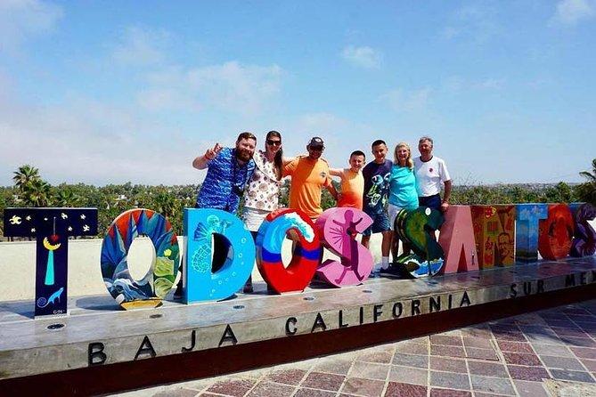 Todos Santos Half-Day Sightseeing Tour from Los Cabos