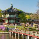 景福宮+青瓦台+三清洞+南山谷韓屋村+廣藏市場+漢江公園+N首爾塔外觀一日遊