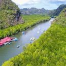 Langkawi Mangrove Pack Boat Adventure Tour (Bat Cave + Crocodile Cave + Cruise to Watch Eagles)