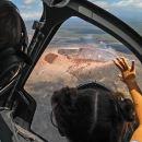 Maui to Big Island : Big Island Volcano Helicopter Tour & Ground Tour