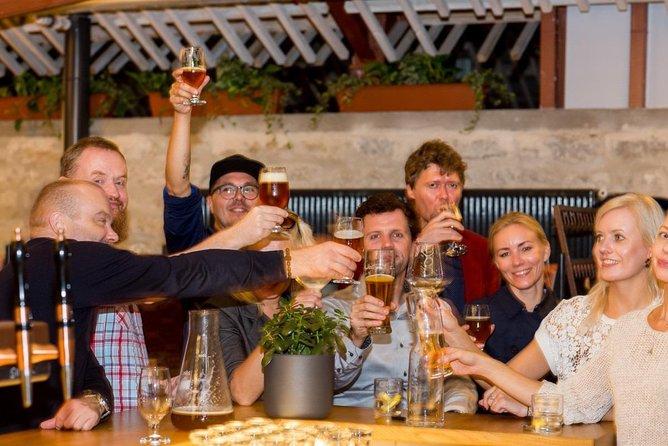 Estonian Craft Beer Tasting in Tallinn