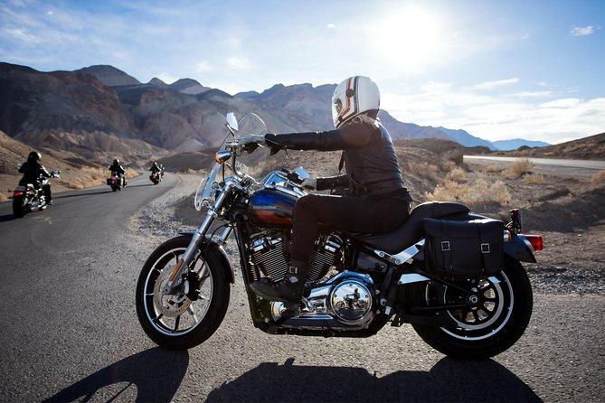 Harley-Davidson - Motorcycle Tour on Lake Garda