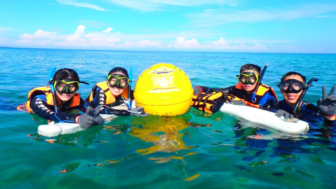 【澎湖水上活動】生態浮潛+SUP 立式划槳體驗