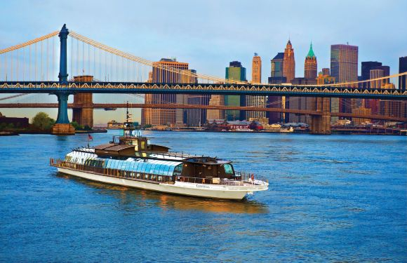 紐約 BATEAUX 遊船(點餐)